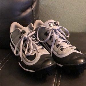 Nike hurache cleats